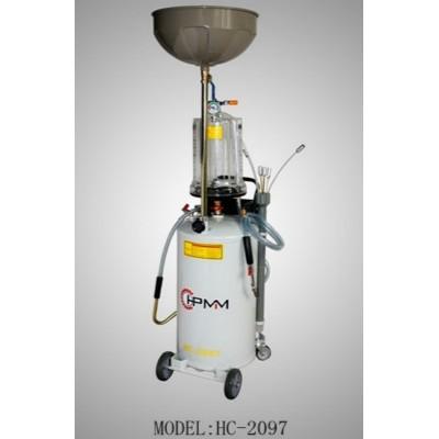 Máy hứng hút dầu thải nhớt dùng khí nén