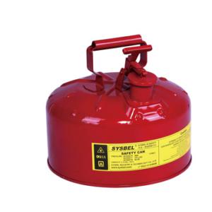 Can chứa hóa chất chống cháy