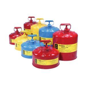 Can chứa an toàn, thùng rác thải